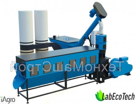 Peleciarka / Linia do produkcji peletu, granulacji MLG-1500 COMBI 40kW
