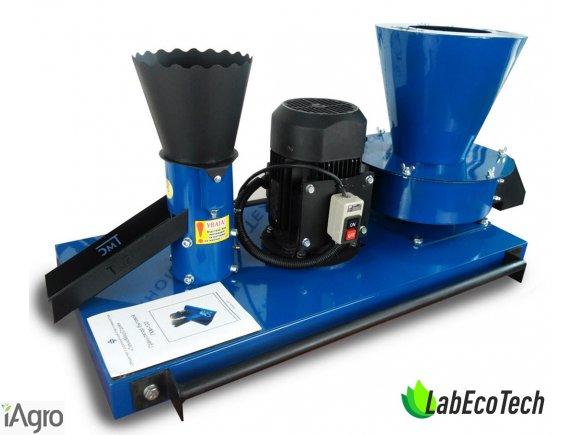 Granulator do pasz GKM 100+ (rozdrabniacz do słomy/siana) 1.5 kW