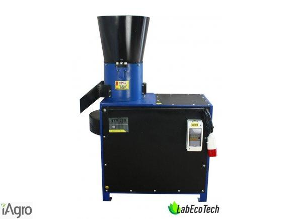 Peleciarka / Granulator do pasz, pellet GKM-260 / 11 kW